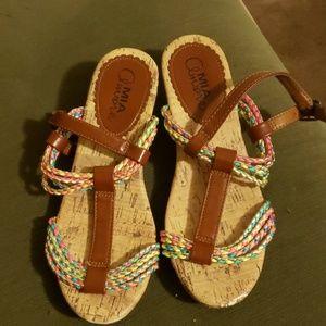 Girls size 3 sandals